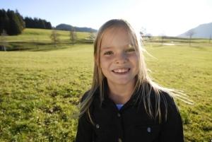 Children on farms