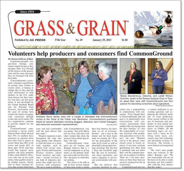 Grass & Grain