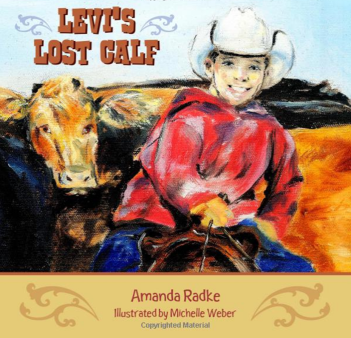 Levi's Lost Calf on Amazon