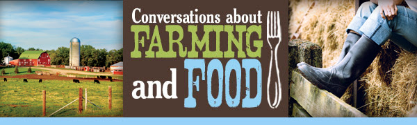 Conversations about farming and food